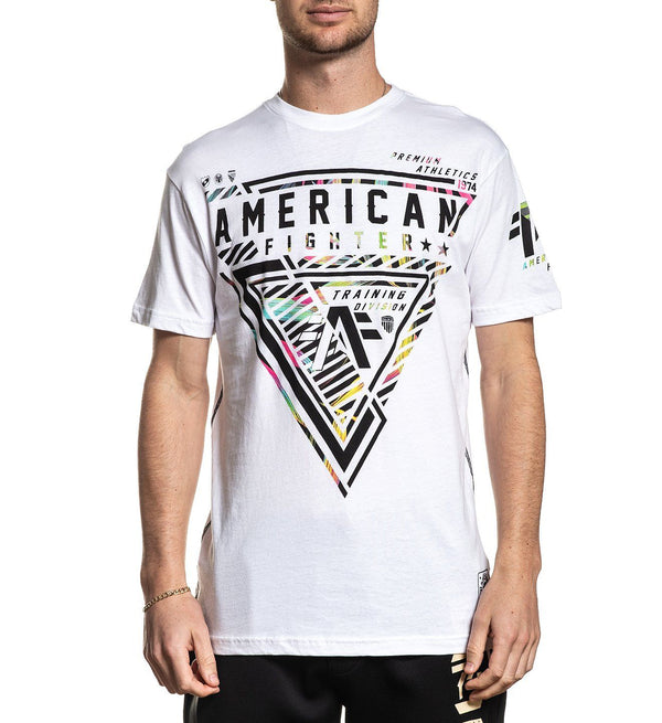 Mens Short Sleeve Tees - Carmichael