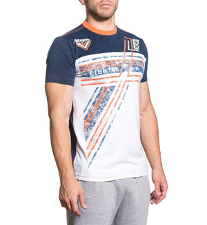 Chesterfield - Mens Short Sleeve Tees - American Fighter