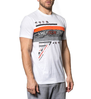 Colburn - Mens Short Sleeve Tees - American Fighter