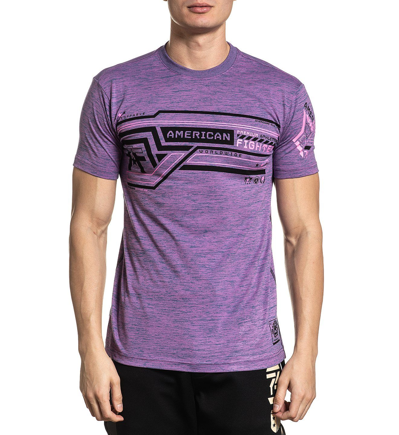 Craigmont - Mens Short Sleeve Tees - American Fighter