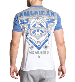 Darnell - Mens Short Sleeve Tees - American Fighter