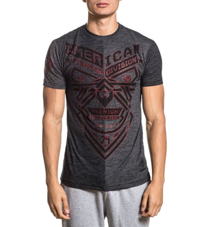 Decatur - Mens Short Sleeve Tees - American Fighter