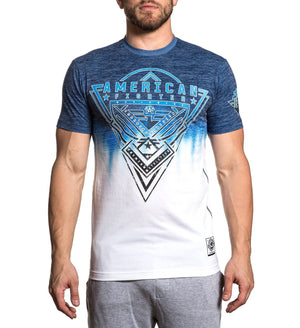 Denville - Mens Short Sleeve Tees - American Fighter