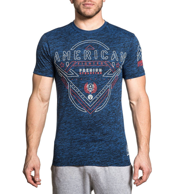 Dyersville - Mens Short Sleeve Tees - American Fighter