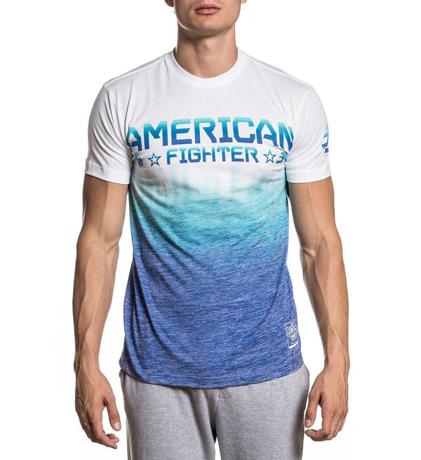 Everson - Mens Short Sleeve Tees - American Fighter