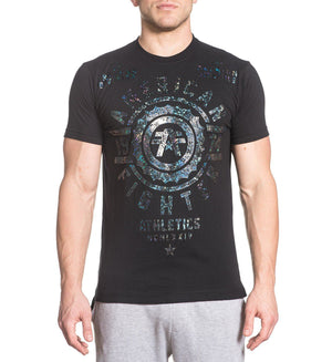Fair Grove - Mens Short Sleeve Tees - American Fighter