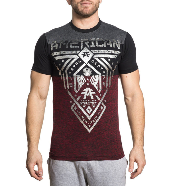 Fairbanks - Mens Short Sleeve Tees - American Fighter