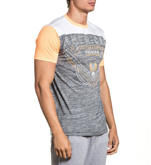 Mens Short Sleeve Tees - Faulkner