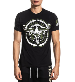 Fort Bragg - Mens Short Sleeve Tees - American Fighter