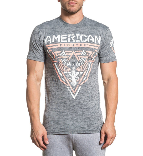 Fullerton - Mens Short Sleeve Tees - American Fighter