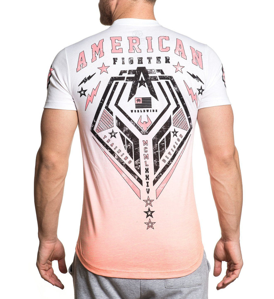 Galloway - Mens Short Sleeve Tees - American Fighter