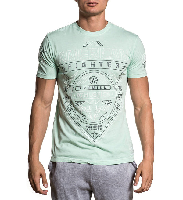 Galveston - Mens Short Sleeve Tees - American Fighter