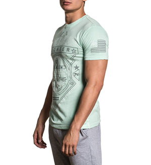 Mens Short Sleeve Tees - Galveston