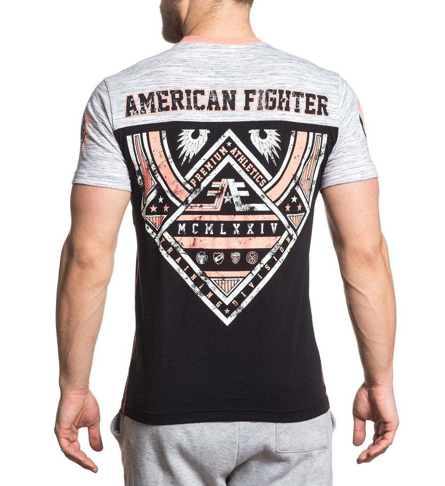 Glendale - Mens Short Sleeve Tees - American Fighter