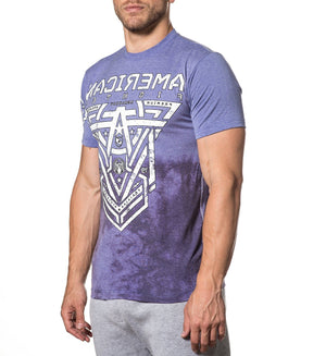 Glover - Mens Short Sleeve Tees - American Fighter