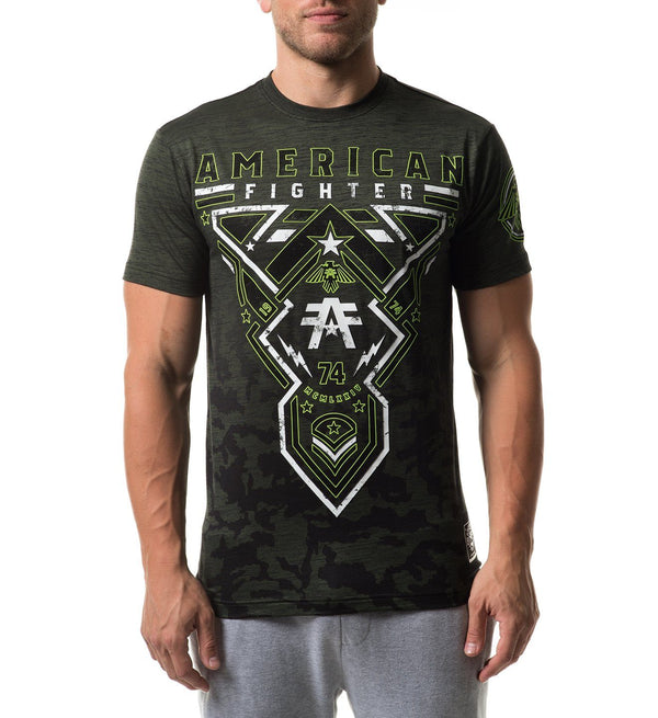 Hartsdale - Mens Short Sleeve Tees - American Fighter