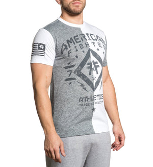Haverford - Mens Short Sleeve Tees - American Fighter