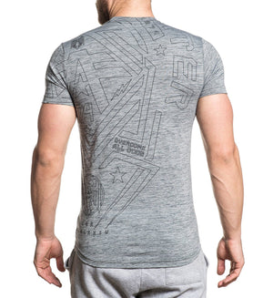 Keizer - Mens Short Sleeve Tees - American Fighter