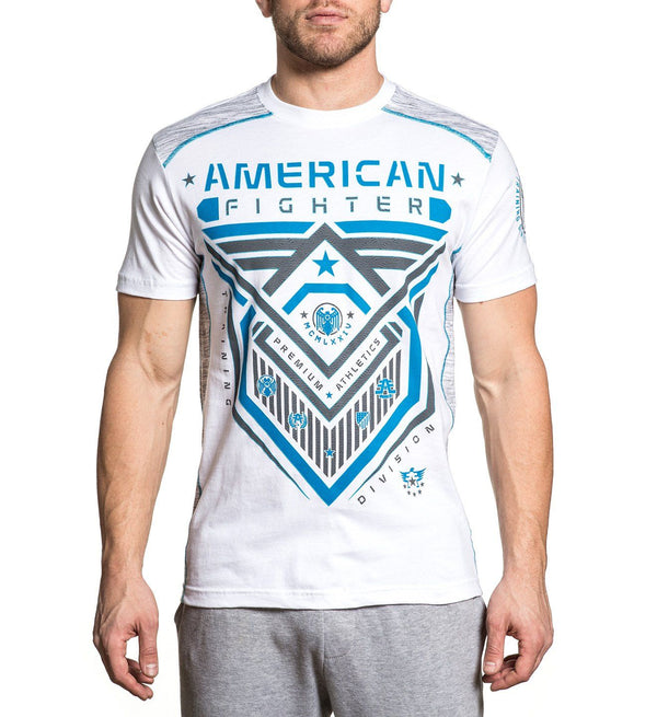 Kendrick - Mens Short Sleeve Tees - American Fighter