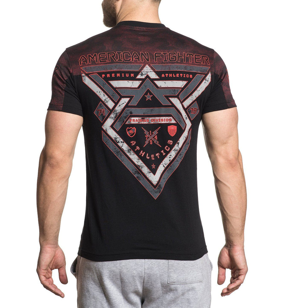 Lakehurst - Mens Short Sleeve Tees - American Fighter
