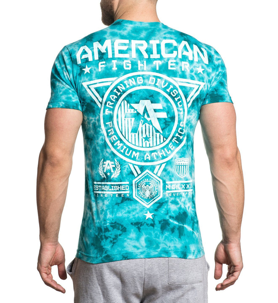 Massachusetts - Mens Short Sleeve Tees - American Fighter