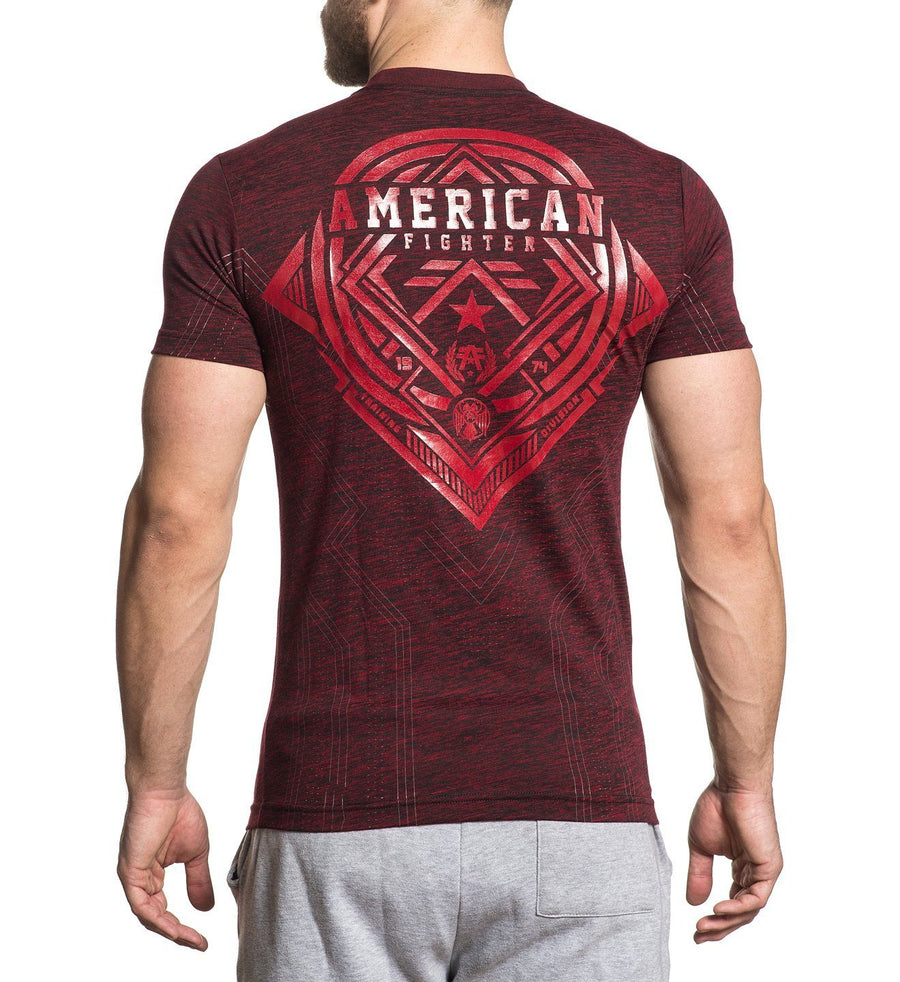 Mayhill - Mens Short Sleeve Tees - American Fighter
