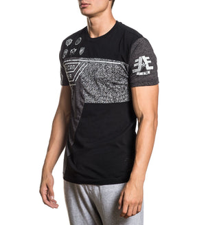 Millgrove - Mens Short Sleeve Tees - American Fighter