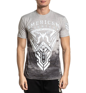 Moxley - Mens Short Sleeve Tees - American Fighter
