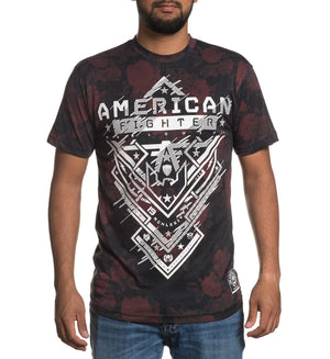 Nantucket - Mens Short Sleeve Tees - American Fighter
