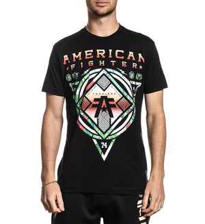 Oakridge - Mens Short Sleeve Tees - American Fighter