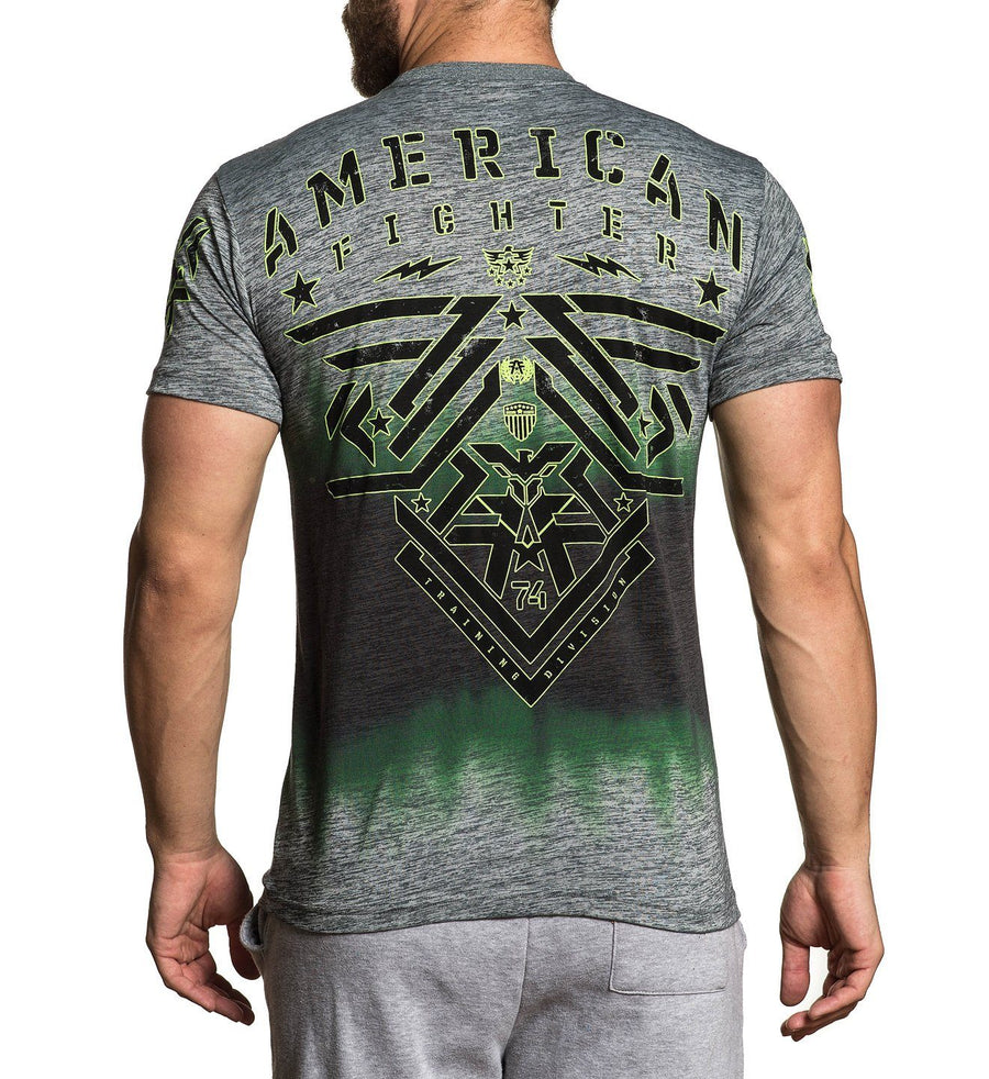 Mens Short Sleeve Tees - Palmdale