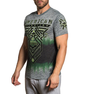 Palmdale - Mens Short Sleeve Tees - American Fighter