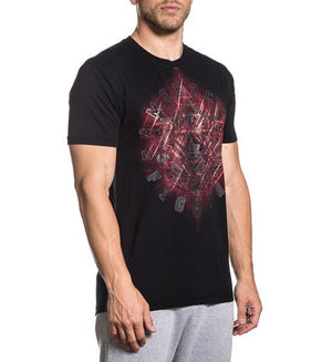 Paramount - Mens Short Sleeve Tees - American Fighter