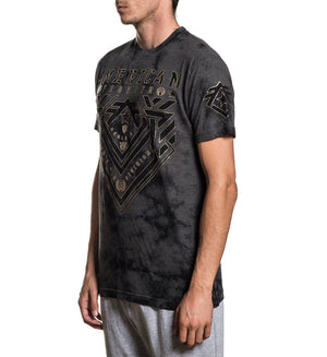 Parkside - Mens Short Sleeve Tees - American Fighter