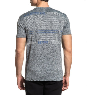 Serve - Mens Short Sleeve Tees - American Fighter