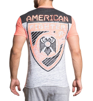 Stillman Artisan - Mens Short Sleeve Tees - American Fighter