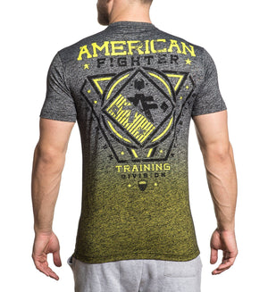 Ventura - Mens Short Sleeve Tees - American Fighter