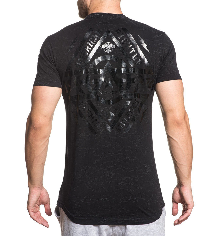 Westend - Mens Short Sleeve Tees - American Fighter