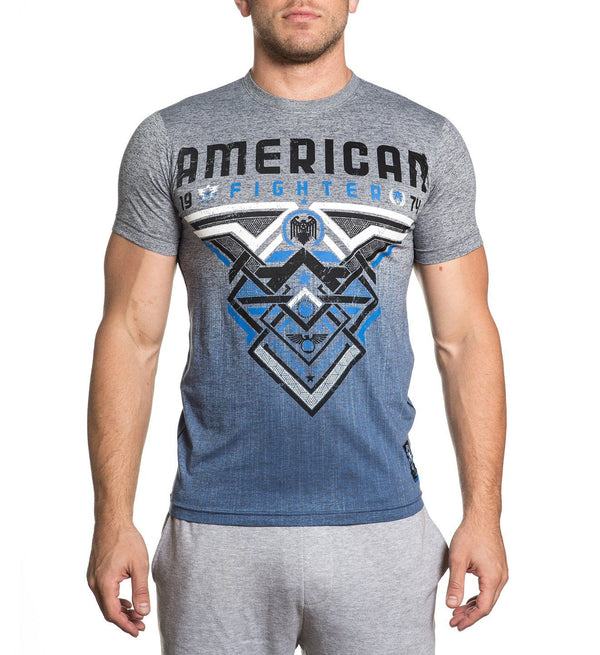 Windfall - Mens Short Sleeve Tees - American Fighter
