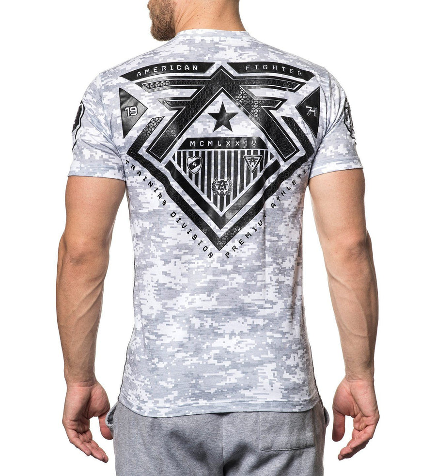 Wolf Lake - Mens Short Sleeve Tees - American Fighter