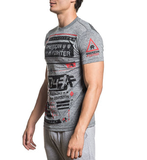 Woodridge - Mens Short Sleeve Tees - American Fighter