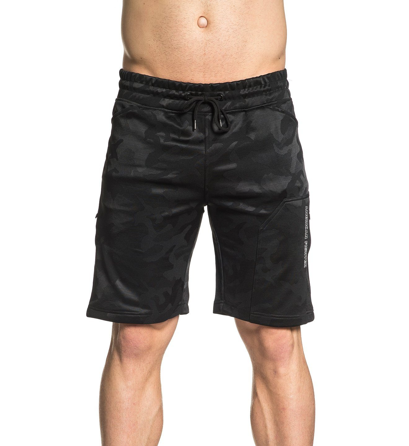 Rotations Sweat Short - Mens Shorts And Boardshorts - American Fighter