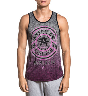 Allport Dt Tank - Mens Tank Tops - American Fighter