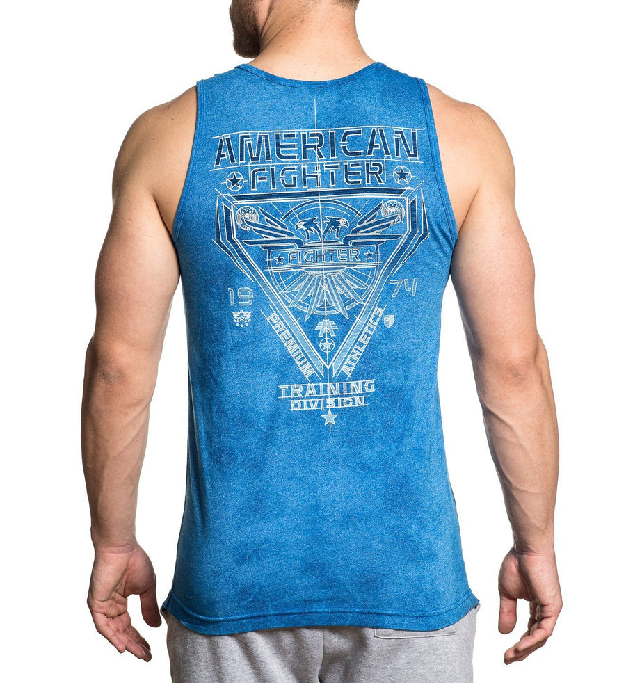 Mens Tank Tops - Bay State