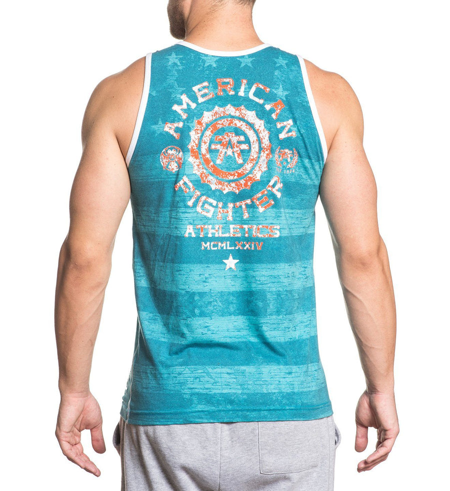 Maryland - Mens Tank Tops - American Fighter