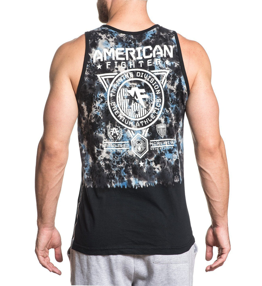 Massachusetts Tank Top - Mens Tank Tops - American Fighter
