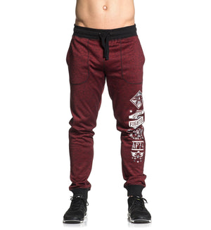 Double Movement Jogger - Mens Track Jackets And Pants - American Fighter