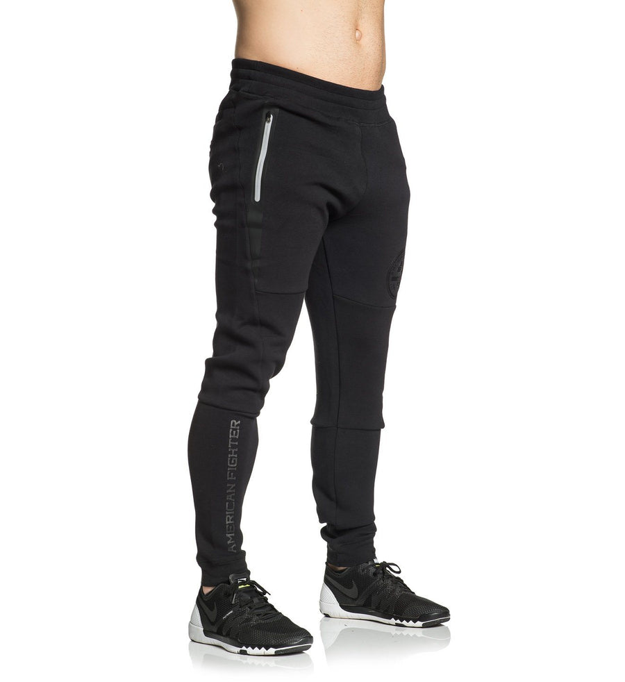 Refined Jogger Pant - Mens Track Jackets And Pants - American Fighter