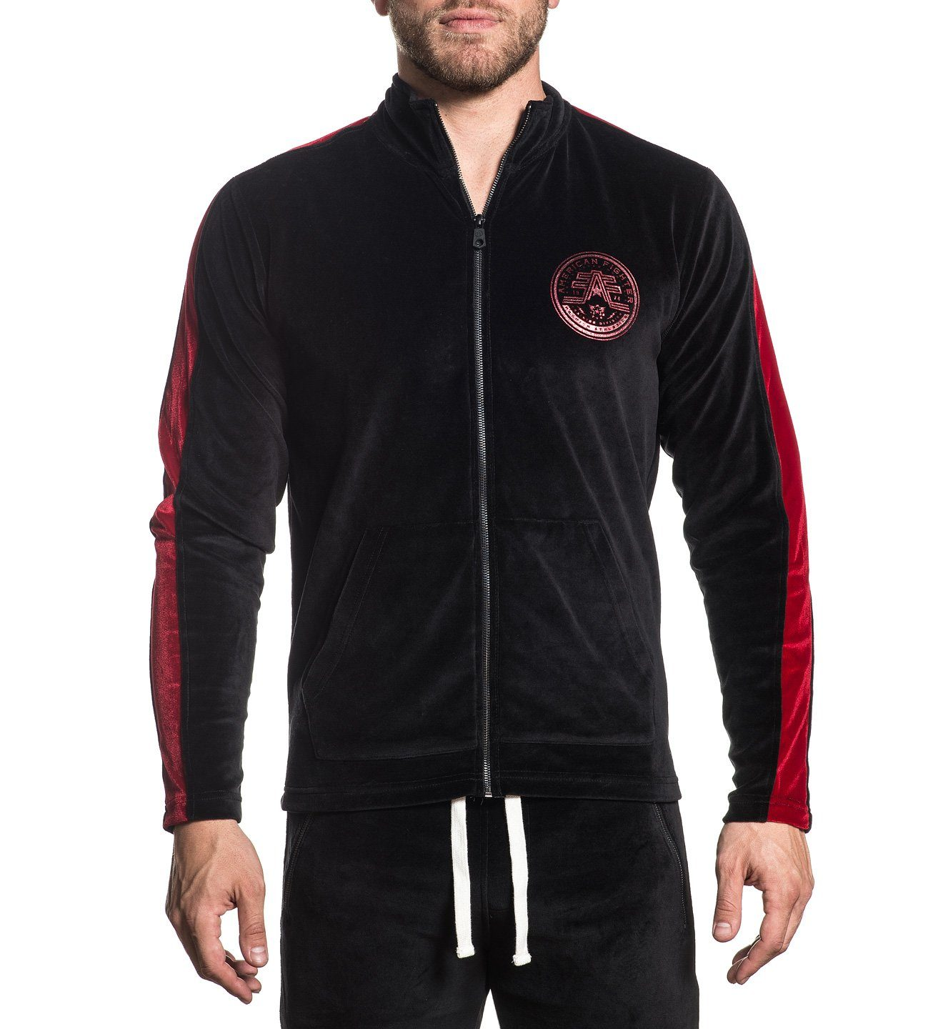 Striker Jacket - Mens Track Jackets And Pants - American Fighter