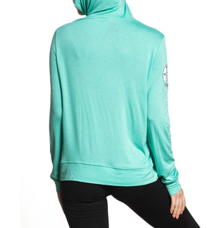 Bethany - Womens Hooded Sweatshirts - American Fighter